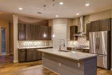 Contemporary Interior - Kitchen Plan #935-7