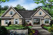 Ranch Style House Plan - 3 Beds 2 Baths 1818 Sq/Ft Plan #929-1002