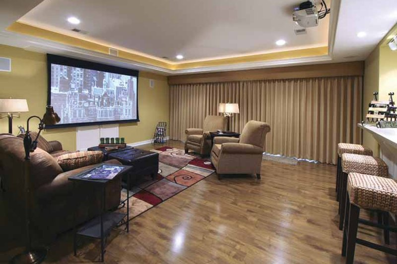 Traditional Interior - Other Plan #928-44 - Houseplans.com