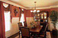 Country Interior - Dining Room Plan #927-287