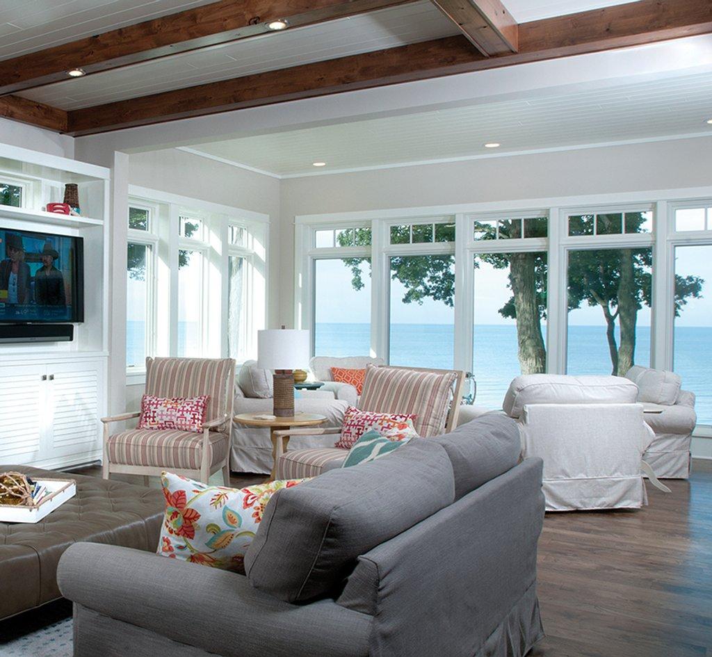 Craftsman Style House Plan - 2 Beds 2.5 Baths 2851 Sq/Ft Plan #928 ...
