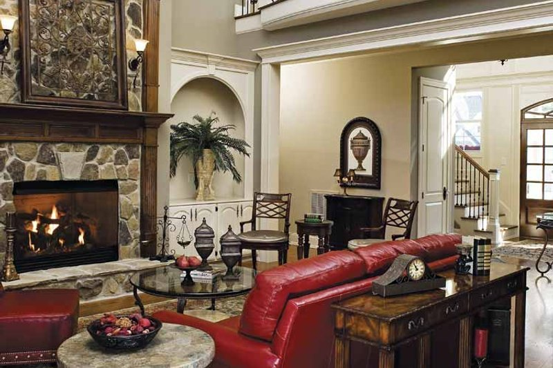 Country Interior - Other Plan #929-678 - Houseplans.com