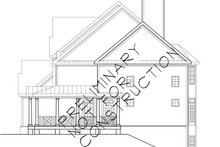 House Plan Design - Colonial Exterior - Other Elevation Plan #927-174