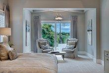 Dream House Plan - Mediterranean Interior - Master Bedroom Plan #930-449