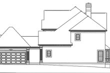 Mediterranean Exterior - Other Elevation Plan #453-113