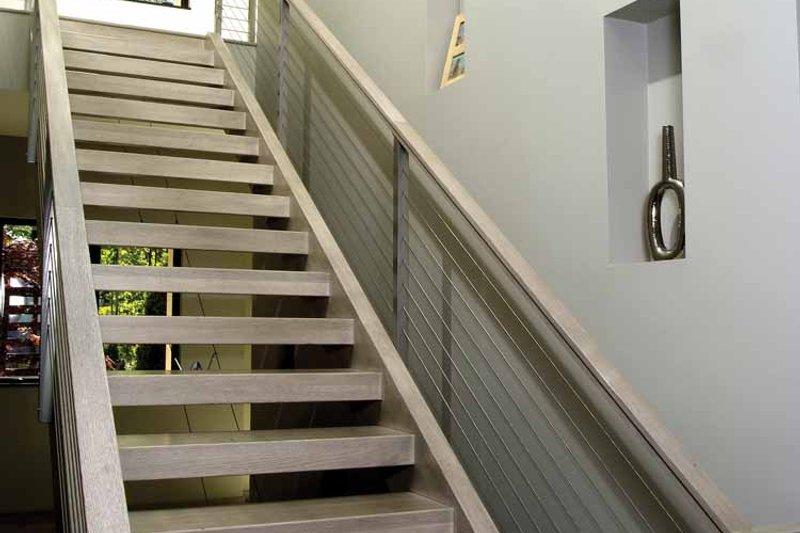 Contemporary Interior - Entry Plan #928-77 - Houseplans.com