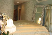 Architectural House Design - European Interior - Bedroom Plan #928-190