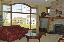 Home Plan - Craftsman Interior - Family Room Plan #320-992