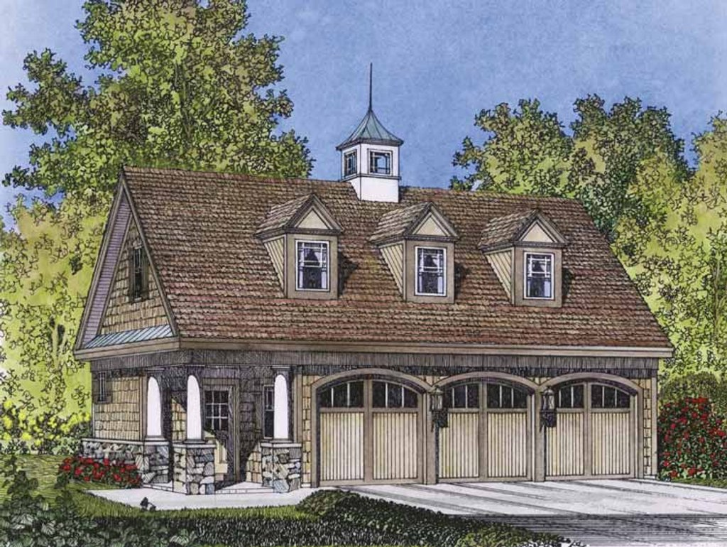 Country style house plan 0 beds 1 baths 685 sq ft plan for Www eplans com