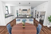 Farmhouse Style House Plan - 3 Beds 2.5 Baths 2060 Sq/Ft Plan #48-968 Interior - Kitchen