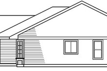 Ranch Exterior - Other Elevation Plan #124-468