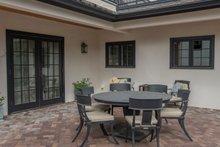 Home Plan - Colonial Exterior - Outdoor Living Plan #451-26