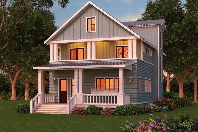 Dream House Plan - farmhouse plans