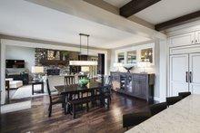 Craftsman Interior - Dining Room Plan #928-260