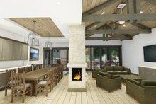 Dream House Plan - Living