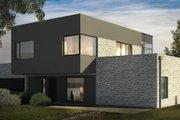 Modern Style House Plan - 4 Beds 2 Baths 2514 Sq/Ft Plan #906-28