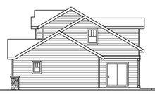 Home Plan - Craftsman Exterior - Other Elevation Plan #124-772