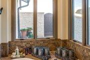 Mediterranean Style House Plan - 4 Beds 4.5 Baths 4185 Sq/Ft Plan #935-4 Interior - Master Bathroom