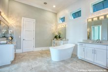House Design - Contemporary Interior - Master Bathroom Plan #930-504