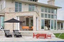 Modern Exterior - Outdoor Living Plan #48-468
