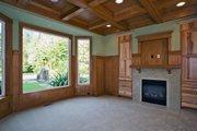 Craftsman Style House Plan - 5 Beds 5.5 Baths 7400 Sq/Ft Plan #132-182