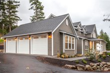 Home Plan - Southern Exterior - Front Elevation Plan #1070-12