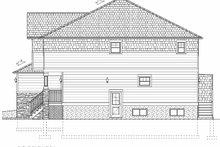 Architectural House Design - Craftsman Exterior - Other Elevation Plan #126-197