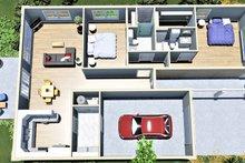 Architectural House Design - European Interior - Other Plan #44-132