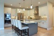 Prairie Style House Plan - 3 Beds 2 Baths 2362 Sq/Ft Plan #124-1195 Interior - Kitchen