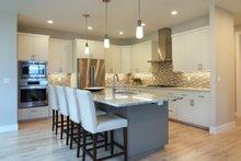 Dream House Plan - Prairie Interior - Kitchen Plan #124-1195