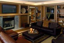 Prairie Interior - Family Room Plan #454-6