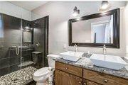 Farmhouse Style House Plan - 3 Beds 2 Baths 1428 Sq/Ft Plan #312-715 Interior - Master Bathroom