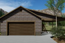 House Plan Design - Traditional Exterior - Front Elevation Plan #1060-96