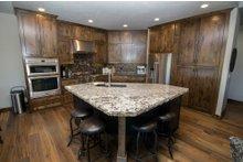 Dream House Plan - Craftsman Interior - Kitchen Plan #892-11
