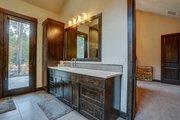Craftsman Style House Plan - 4 Beds 5.5 Baths 4412 Sq/Ft Plan #892-28 Interior - Master Bathroom