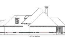 Home Plan - European Exterior - Other Elevation Plan #45-357