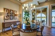 Mediterranean Style House Plan - 3 Beds 3 Baths 2779 Sq/Ft Plan #930-480 Interior - Dining Room