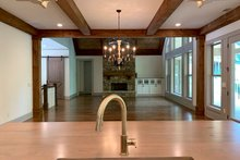 Craftsman Interior - Kitchen Plan #437-103