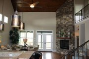 Country Style House Plan - 3 Beds 2.5 Baths 1814 Sq/Ft Plan #932-2