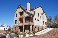 Craftsman Exterior - Other Elevation Plan #419-237