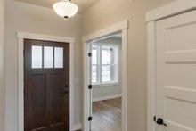 Dream House Plan - Craftsman Interior - Entry Plan #1070-53