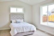 Craftsman Style House Plan - 3 Beds 2 Baths 1878 Sq/Ft Plan #1070-47 Interior - Master Bedroom