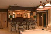 Craftsman Style House Plan - 5 Beds 4.5 Baths 4972 Sq/Ft Plan #51-576