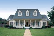 Southern Style House Plan - 4 Beds 3.5 Baths 3035 Sq/Ft Plan #45-281 Photo