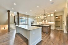 Home Plan - Traditional Interior - Kitchen Plan #927-43