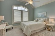 Ranch Style House Plan - 3 Beds 3.5 Baths 2350 Sq/Ft Plan #437-89 Interior - Bedroom
