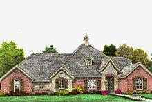 Home Plan - European Exterior - Front Elevation Plan #310-976