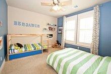 Dream House Plan - Craftsman Interior - Bedroom Plan #80-205