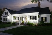 Farmhouse Style House Plan - 4 Beds 3 Baths 2192 Sq/Ft Plan #120-263