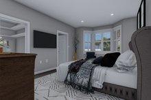 Traditional Interior - Master Bedroom Plan #1060-56